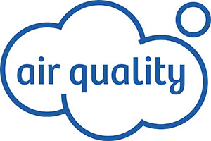 Wiltshire air quality action plans logo